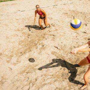 Beach Volleyball at AZ Spring Break