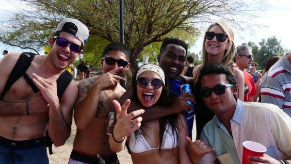 Fun at AZ Spring Break 2017