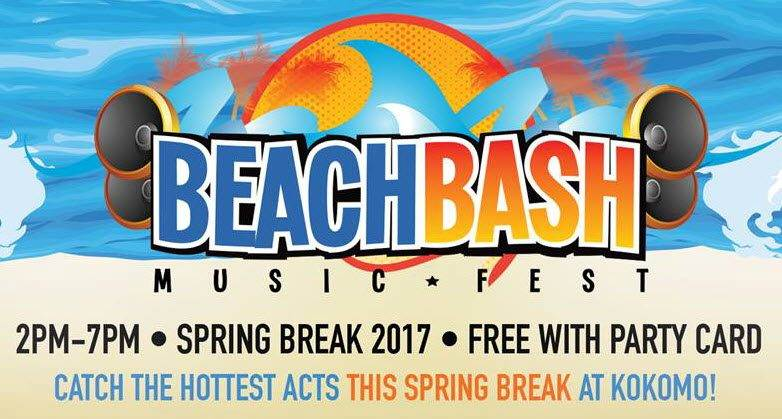 Beach Bash Tickets!